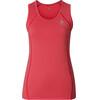 Odlo Sella Hardloopshirt zonder mouwen Dames roze